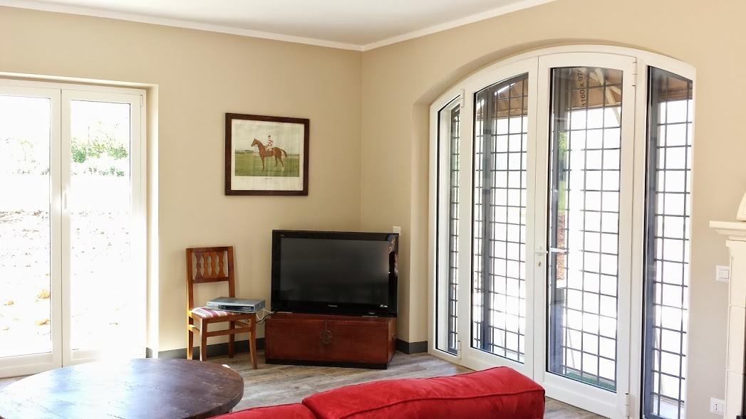 C m genova infissi alluminio taglio termico trasmittanza termica tinta legno genova liguria - Verniciare finestre alluminio ...